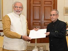 President Takes Note of Only BJP Majority to Invite Narendra Modi to Form Government