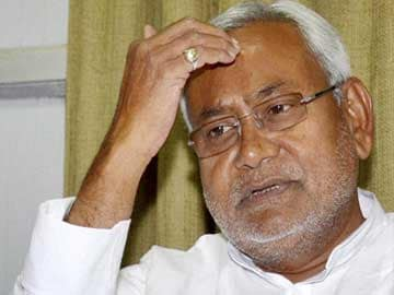 Bihar Chief Minister Nitish Kumar Resigns a Day After Poll Defeat