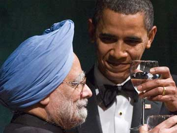 Will Miss Working With You on Day-to-Day Basis: Barack Obama to Manmohan Singh