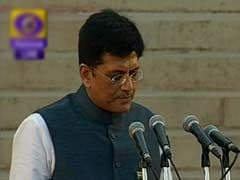 Minister of State (Independent Charge): Piyush Goyal