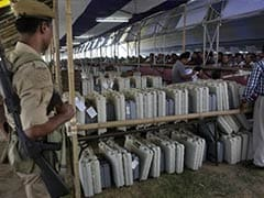 Election Commission Steps Up Security Arrangement for Jangalmahal in West Bengal