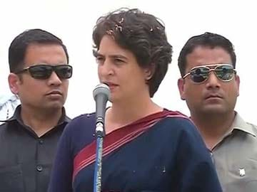 Amethi Will Never Forgive Him for Insulting My Father: Priyanka Gandhi Vadra on Narendra Modi