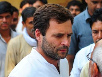 AAP Complains About Rahul Gandhi in Polling Booth as Amethi Votes