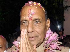Will Try to Bring Nationwide Ban on Cow Slaughter: Home Minister Rajnath Singh