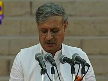 Minister of State (Independent Charge): Rao Inderjit Singh