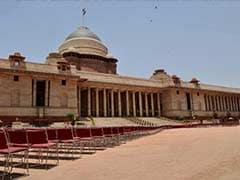 Impregnable Security at Rashtrapati Bhavan for Narendra Modi's Swearing-In