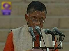Minister of State (Independent Charge):  Santosh Gangwar