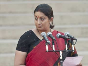 Smriti Irani Requests Delhi University to Reinstate Officials Suspended for Leaking Her Documents