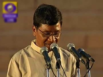 Minister of State (Social Justice and Empowerment): Sudarshan Bhagat