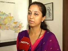Our Disconnect With Masses Led to Defeat: NCP's Supriya Sule to NDTV