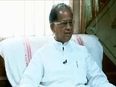 Election Results 2014: Assam Chief Minister Tarun Gogoi to Resign