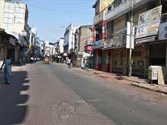 Telangana Rashtra Samithi's Bandh Against Polavaram Passes Off Peacefully