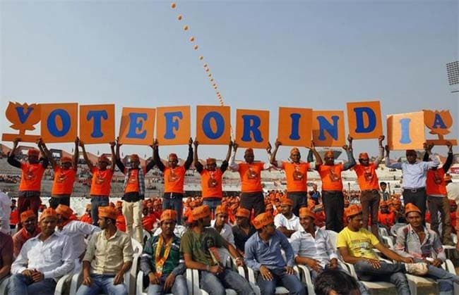 India on Course for Record General Election Turnout