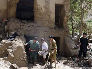 Death Toll From Afghanistan Flood Rises to 81