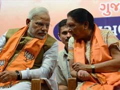 Gujarat Chief Minister Meets PM Narendra Modi
