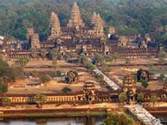 Hundreds of Lost Paintings Found in Cambodia's Angkor Wat Temple