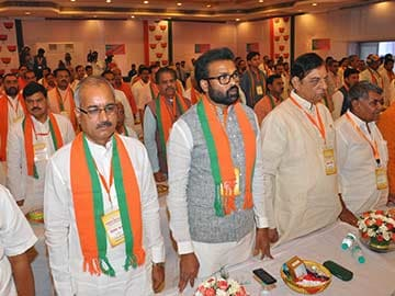 At BJP Workshop, RSS Compares May 16 to the 'Day British Left India': Sources