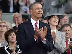 'I'm a Good, Fun Dad': US President Barack Obama