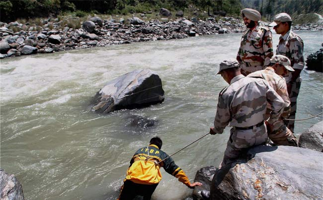 Beas River Tragedy: One More Body Found, 18 Still Missing