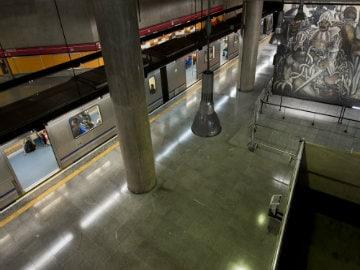 Sao Paulo Subway Staff Extend Strike Snarling Football World Cup City