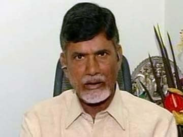 Chandrababu Naidu Appointed First Chief Minister of New Andhra Pradesh
