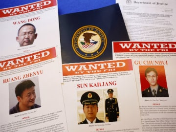 Little United States Action in Chinese Cyberspying Case