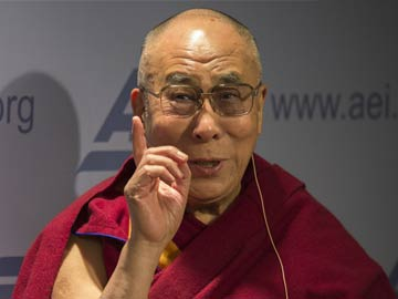 More Concerned About Man Made Problems: Dalai Lama
