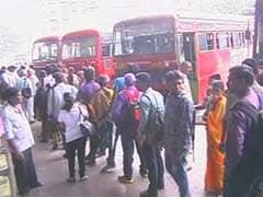 Woman Bus Conductor Beaten, Stripped by Male Passenger Near Mumbai