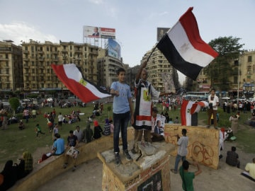 Egypt Seals Famed Tahrir Square Ahead of Poll Results