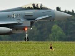 Eurofighter Jet Crashes Near Spanish Air Base
