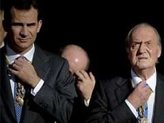 Spain's King Juan Carlos Abdicates in Favour of Son Prince Felipe