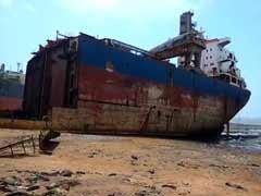 Five Killed in Fire at Ship Breaking Yard in Gujarat