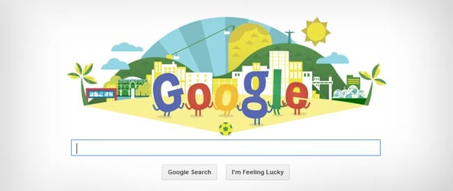 With a Dash of Dance, Google Doodle Celebrates FIFA World Cup