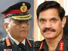 Lt General Suhag's Appointment as Army Chief is Final, Says Government