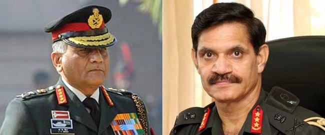 Controversy Over New Army Chief: 10 Developments