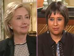 Iraq PM Should Change for US to Intervene, Hillary Clinton Tells NDTV: Highlights