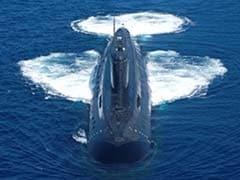 Sunken Submarine INS Sindhurakshak Raised Out of Water