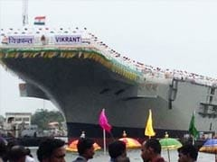Centre Likely to Consider Converting INS Vikrant Into Museum