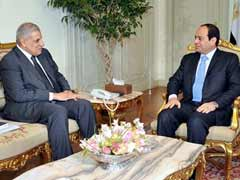 Egypt's PM Ibrahim Mehleb Sworn in as Head of New Government