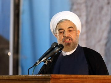 Iran's Hassan Rouhani to Discuss Syria During Turkey Visit