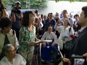 Former Sex Slaves Demand Japan Prime Minister Acknowledge Past