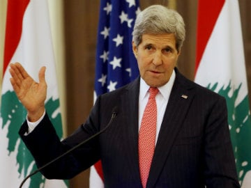 John Kerry Calls Syrian Presidential Vote 'Meaningless'