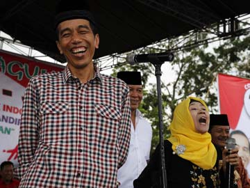 Jokowi Remains Frontrunner in Indonesia's Presidential Race-Poll