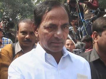 K Chandrashekar Rao Discusses Polavaram Issue with PM