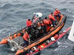 Coast Guard Makes Second Rescue in Ocean Rowing Race
