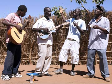 Malawi Mouse Boys Seek to Sing Their Way Out of Poverty