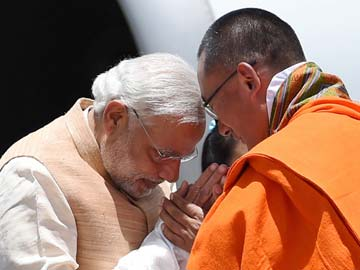 Bhutan Rolls Out the Red Carpet for Prime Minister Narendra Modi