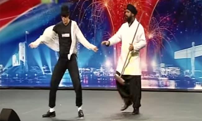Bhangra vs Moonwalk: This Punjabi Tadka Dance-Off Will Make