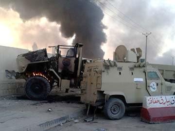 Iraq Militants Seize 48, Including Turkish Consul, Children