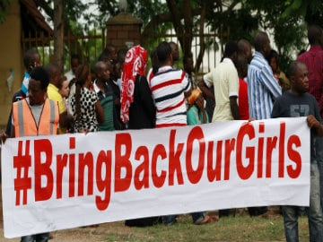 Nigerian Police Ban Protests Over Kidnapped Girls